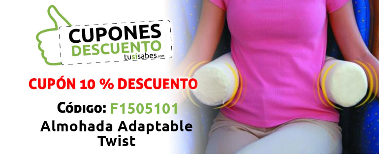 Regalos Originales Almohada Adaptable Twist