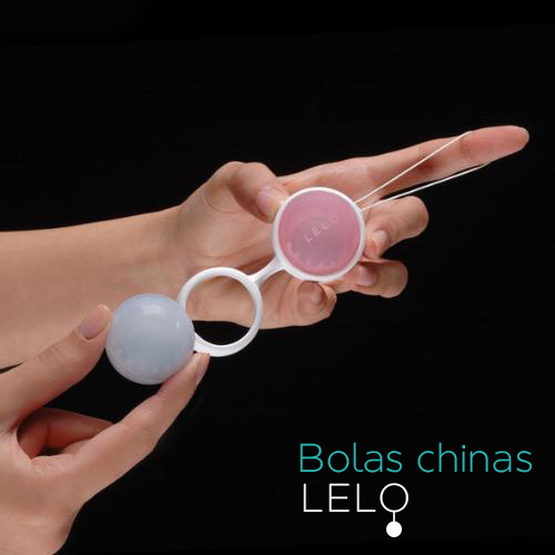 Bolas Chinas Lelo Luna Beads Mini Bolas Chinas